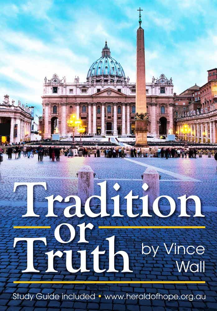 Tradition or Truth - Vince Wall