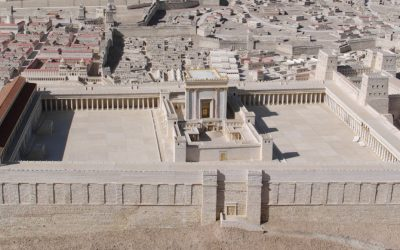 The Tribulation Temple