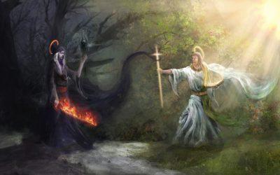 God and Demons