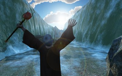 Did the Israelites cross at the Red Sea?