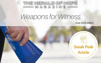 Weapons for Witness