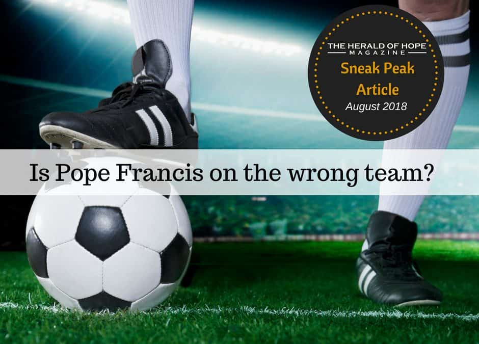 Pope Francis - Holy Father?