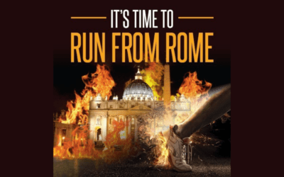 It's Time to Run from Rome
