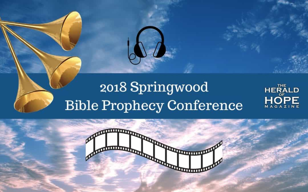 2018 Springwood Bible Prophecy Conference