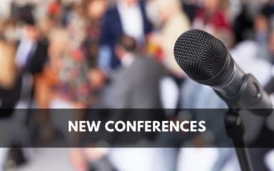 New Conferences for 2019
