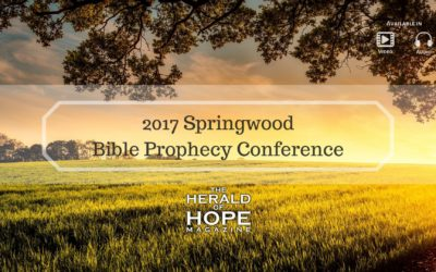 2017 Springwood Bible Prophecy Conference Audio & Video