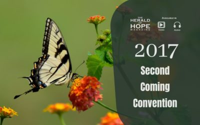 2017 Second Coming Convention Audio & Video