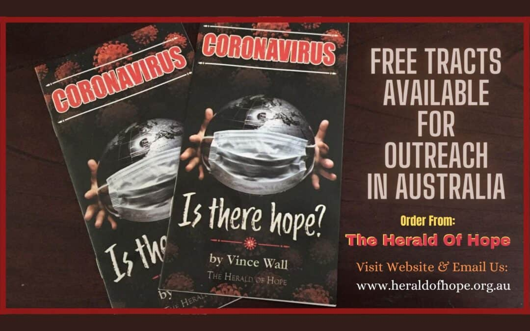 Free Coronavirus Tract