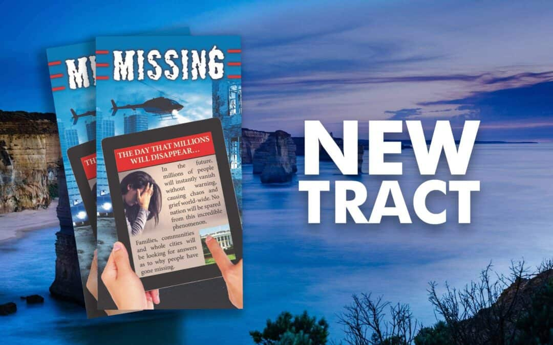 The Rapture Tract Missing