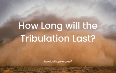 How Long will the Tribulation Last?