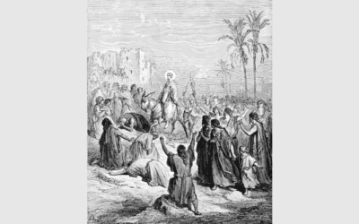 The Lord's Final Testimony to Israel