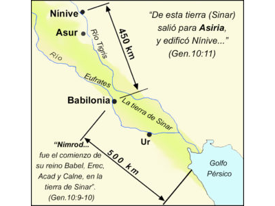 Nineveh Babylon Shinar MAP SPANISH.jpg