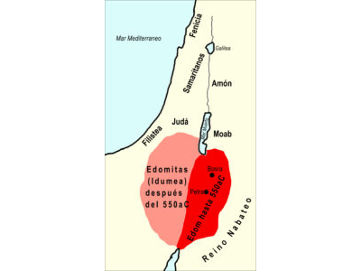 Edom NABATEANS Map SPANISH.jpg